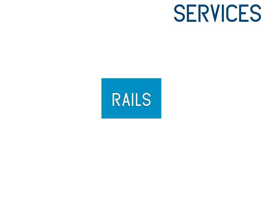 rails services