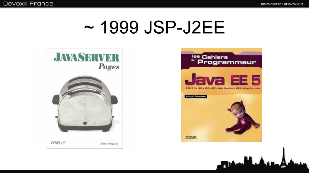 ~ 1999 JSP-J2EE