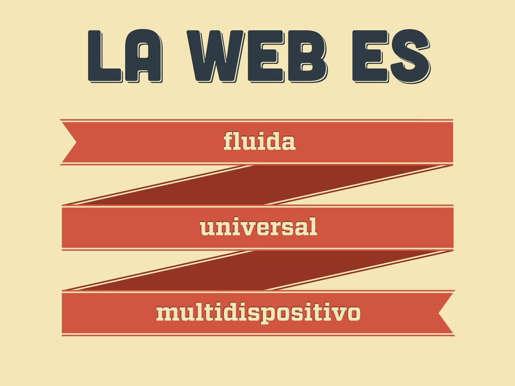LA WEB ES LA WEB ES LA WEB ES fluida universal m...