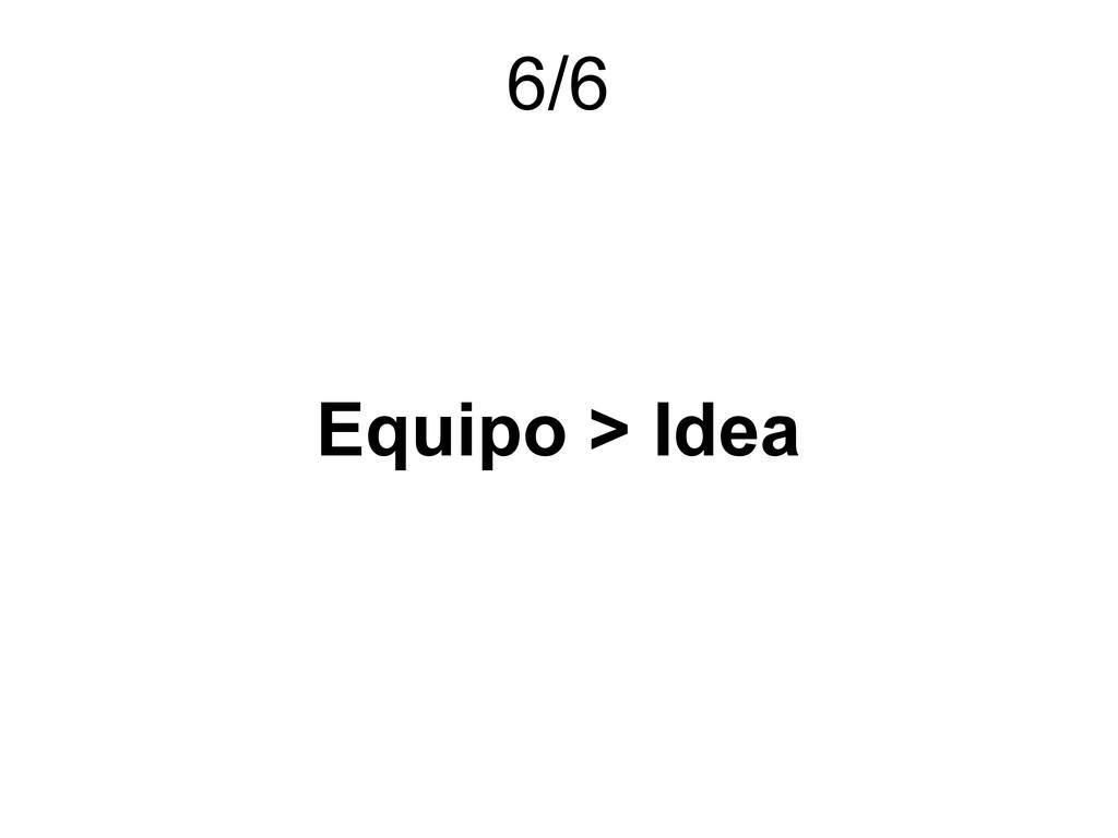 Equipo > Idea 6/6