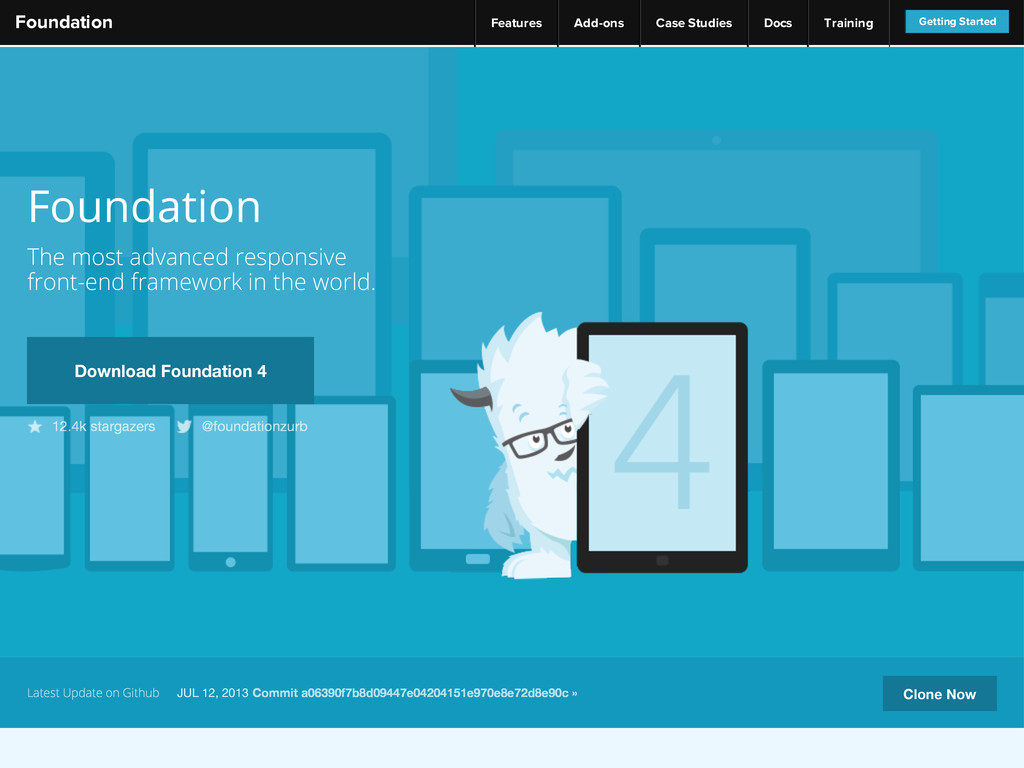 FOUNDATION Foundation Features Add-ons Case Stu...