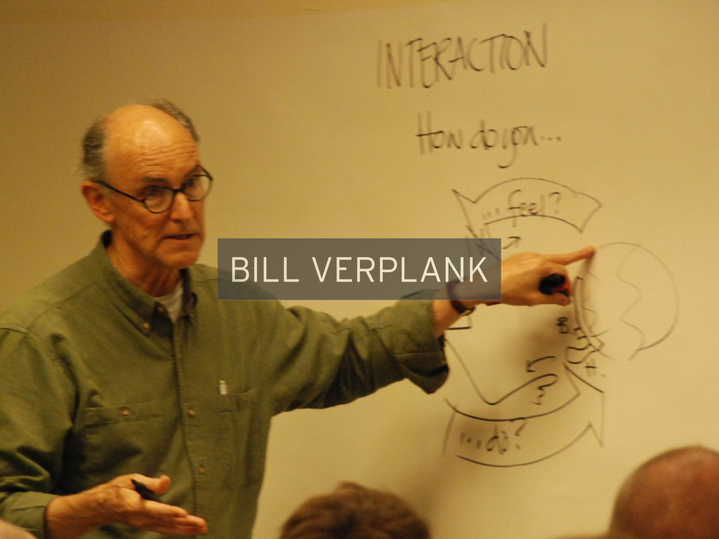 BILL VERPLANK