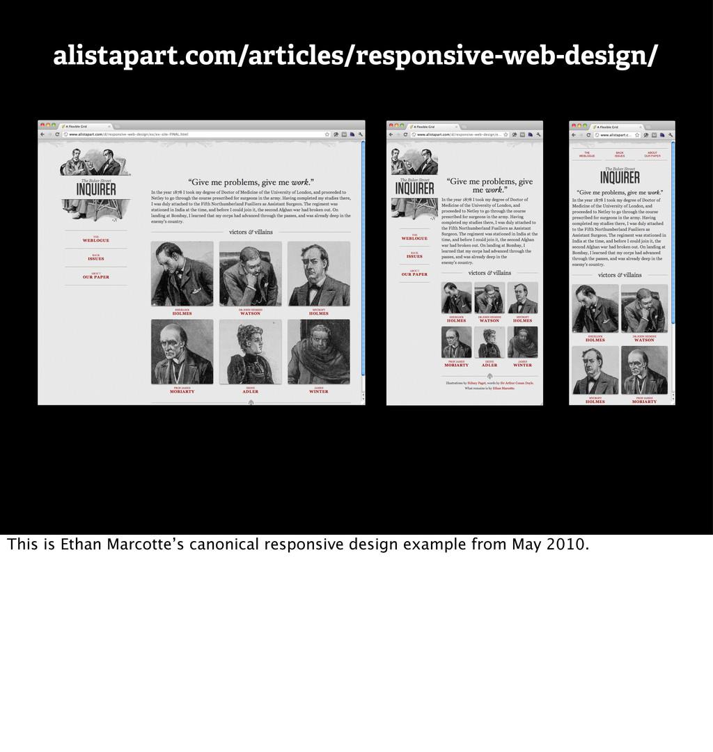 alistapart.com/articles/responsive-web-design/ ...