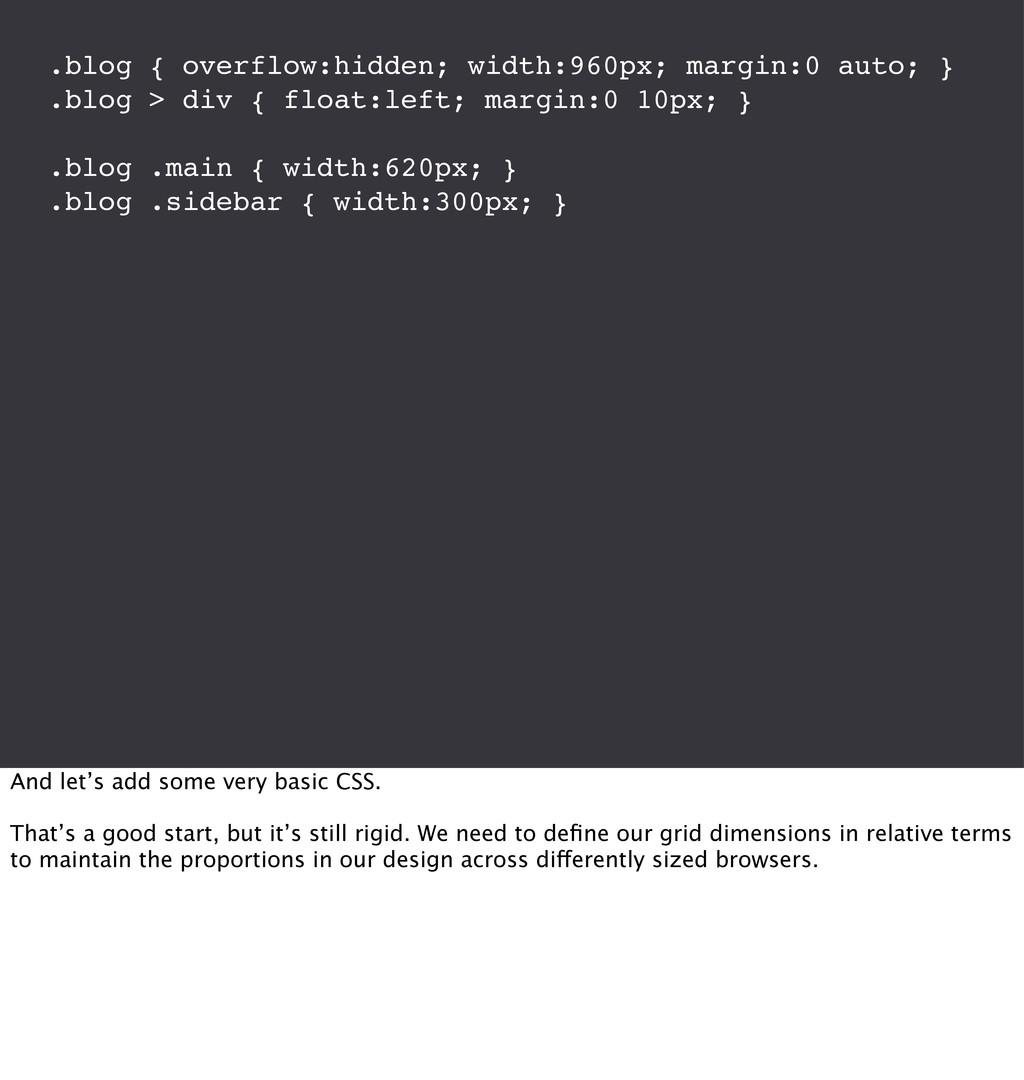 .blog { overflow:hidden; width:960px; margin:0 ...