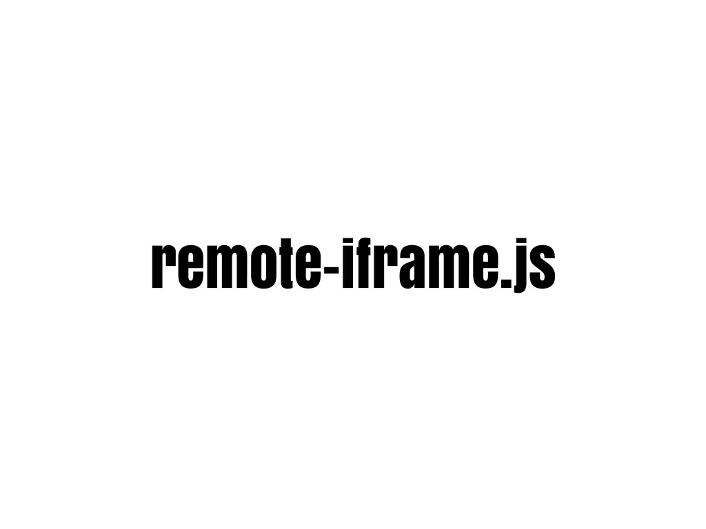 remote-iframe.js