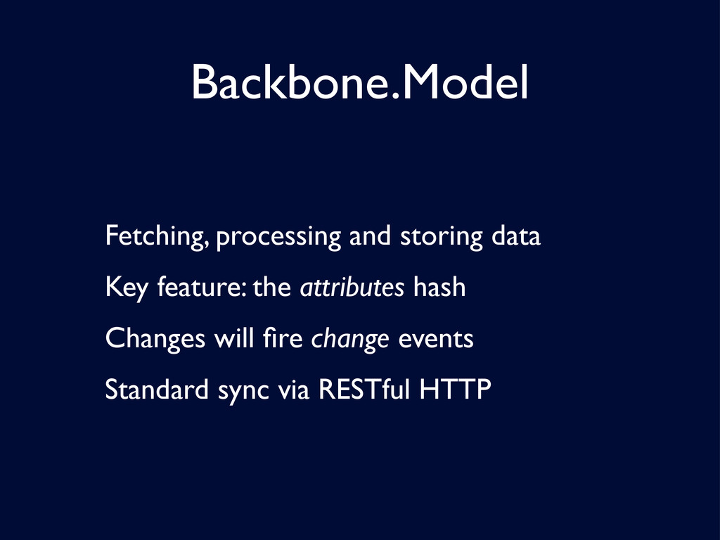 Backbone.Model Fetching, processing and storing...