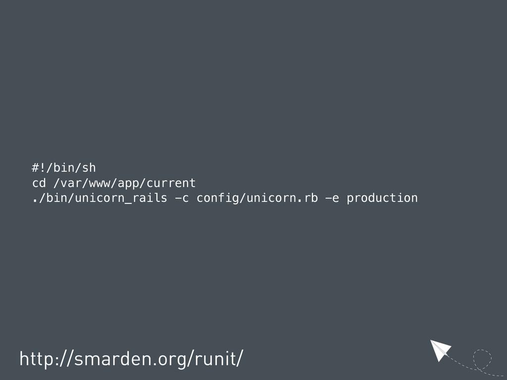 #!/bin/sh cd /var/www/app/current ./bin/unicorn...