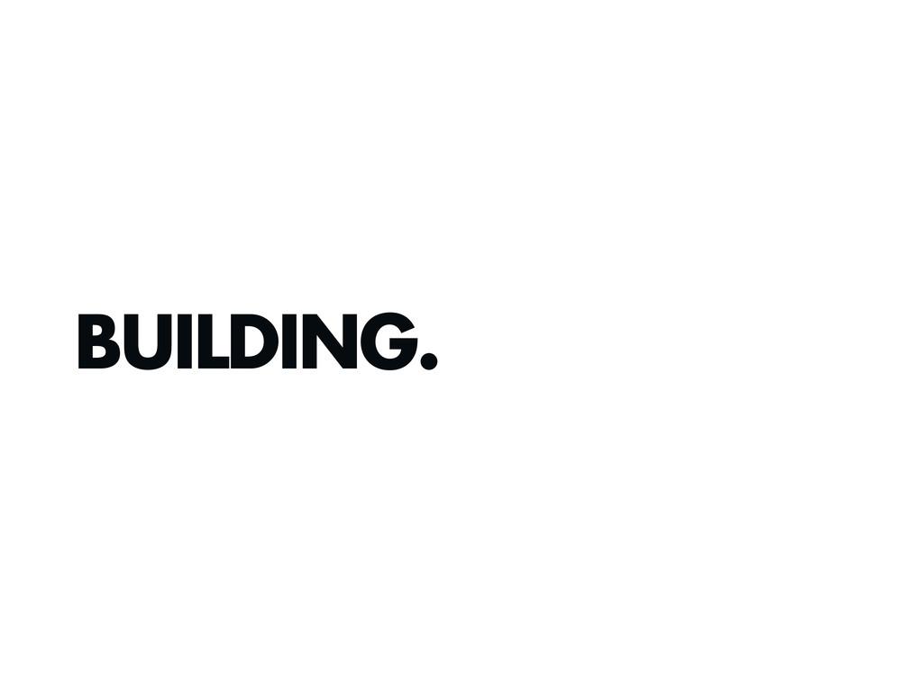 BUILDING.