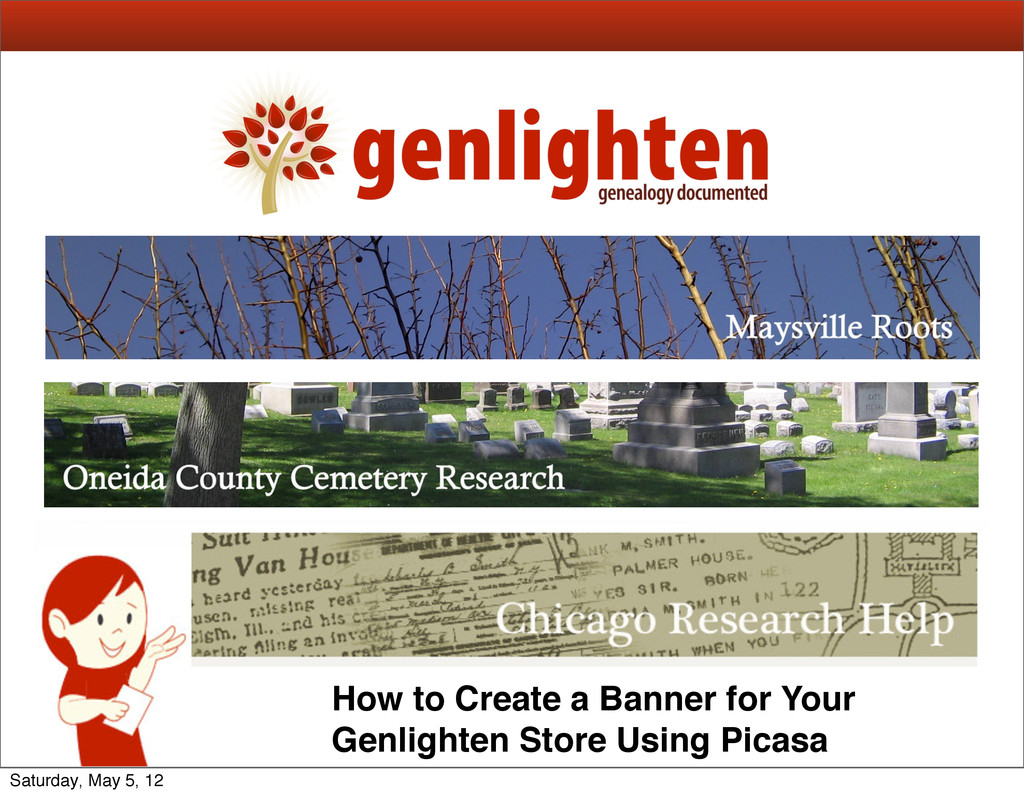 How to Create a Banner for Your Genlighten Stor...