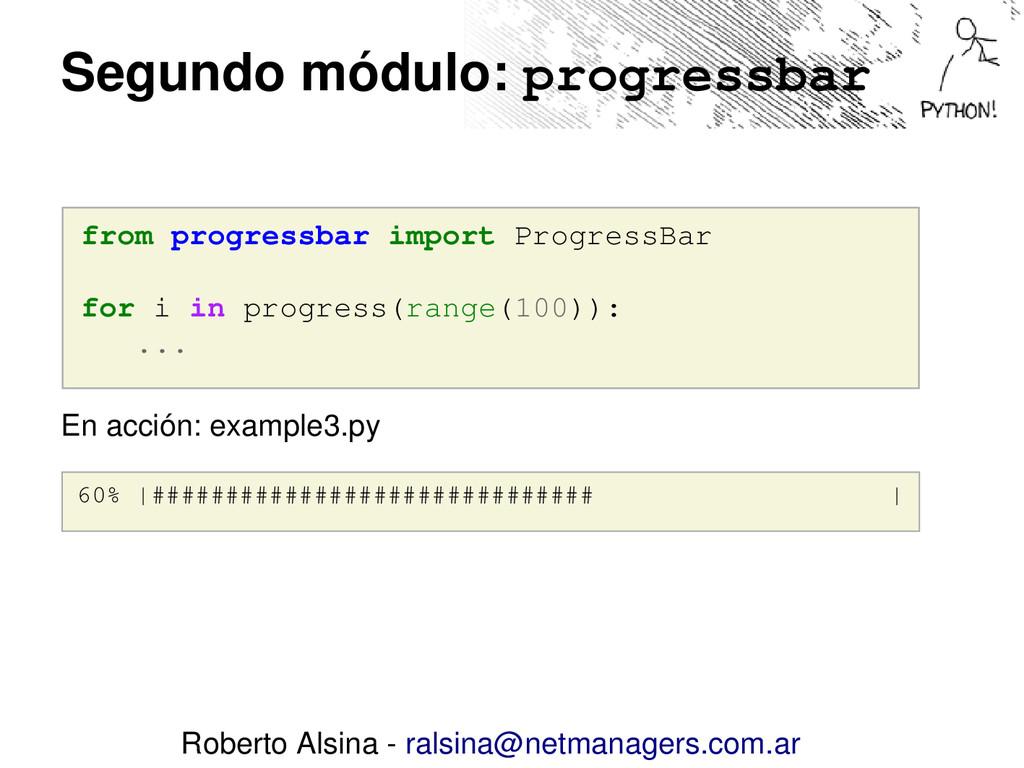 Segundo módulo: progressbar from progressbar im...