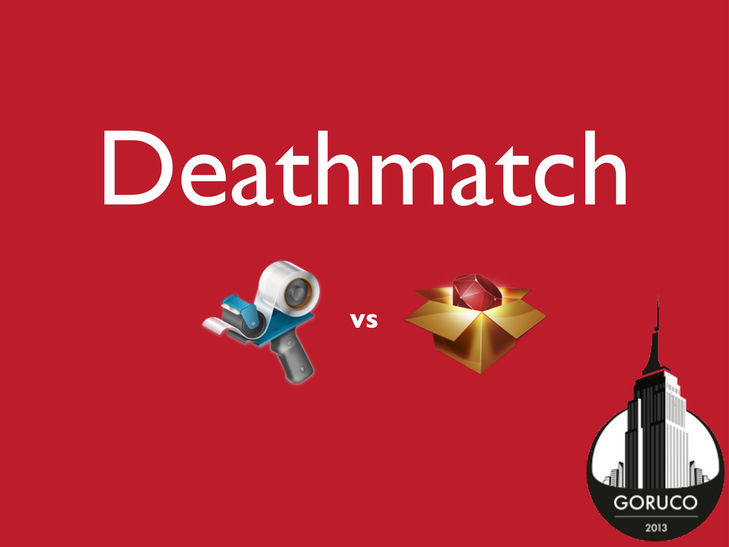 Deathmatch vs
