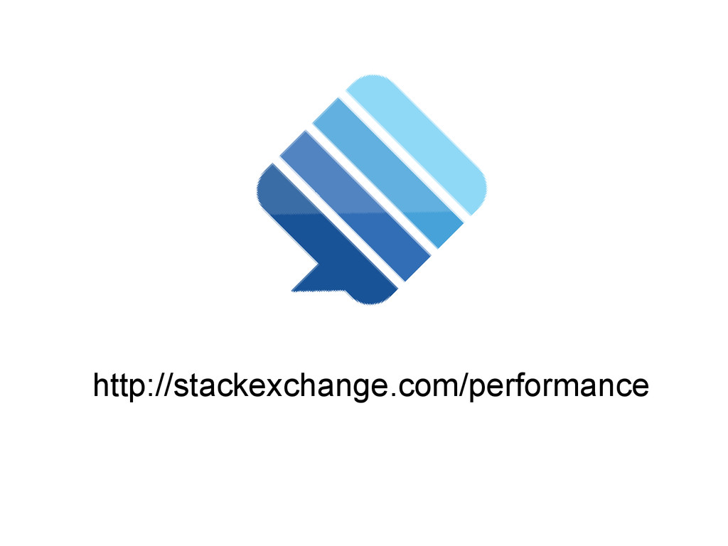 http://stackexchange.com/performance