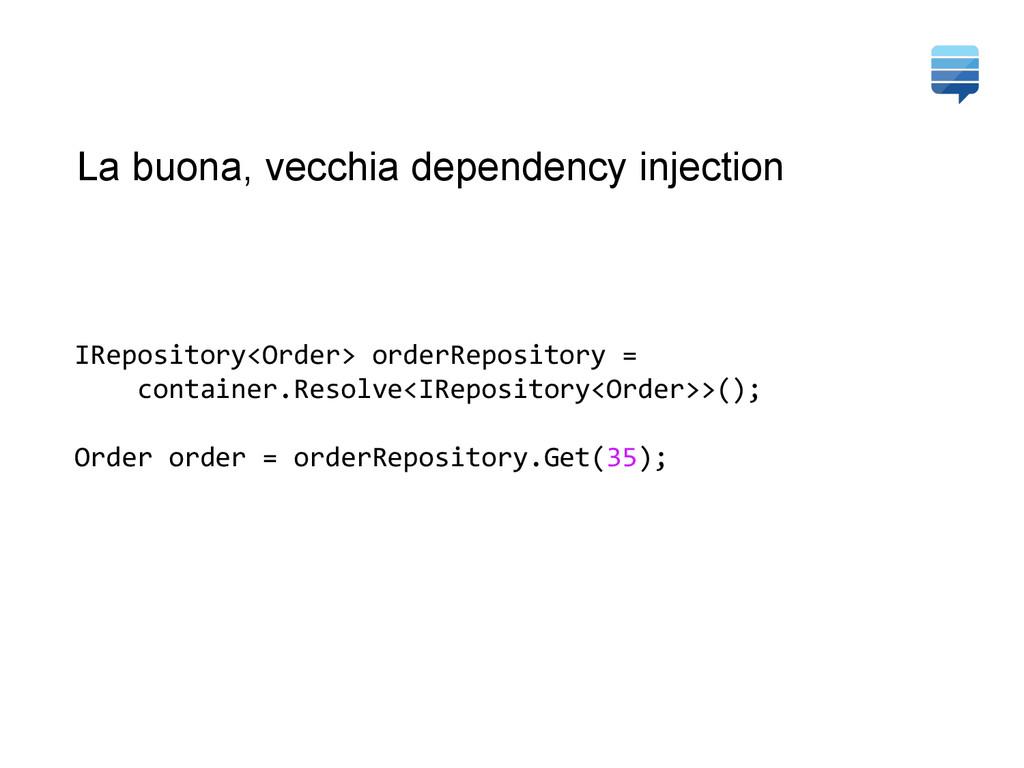 IRepository<Order> orderRepository = ...