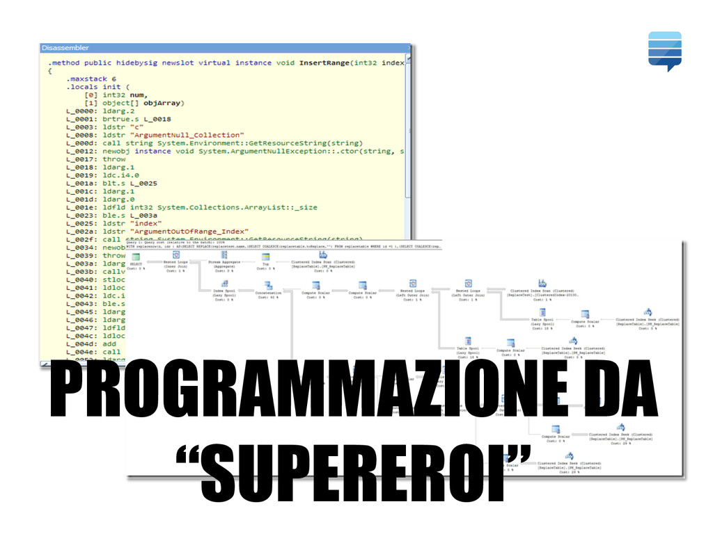 """PROGRAMMAZIONE DA """"SUPEREROI"""""""
