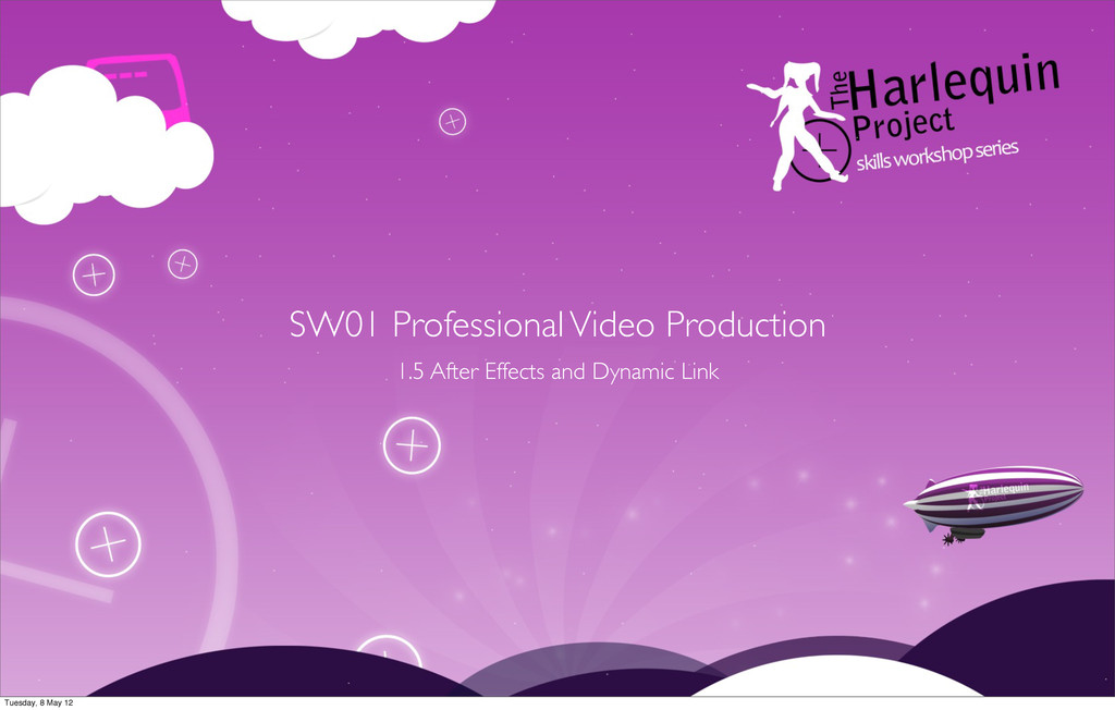 SW01 Professional Video Production 1.5 After Ef...