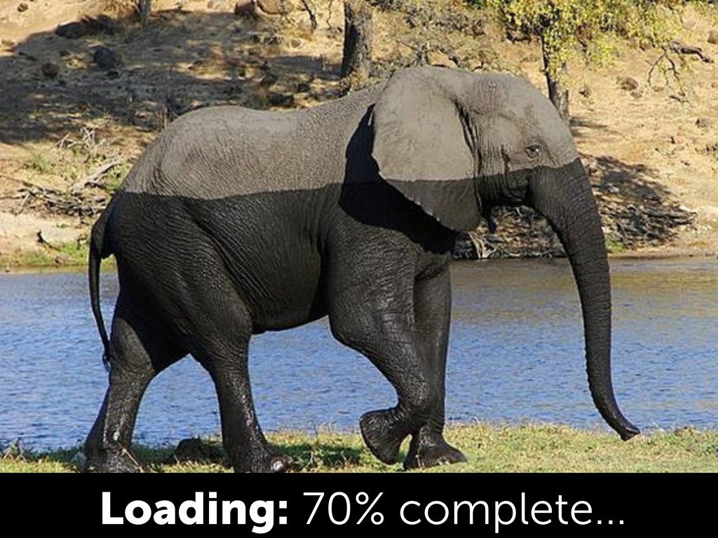 Loading: 70% complete...