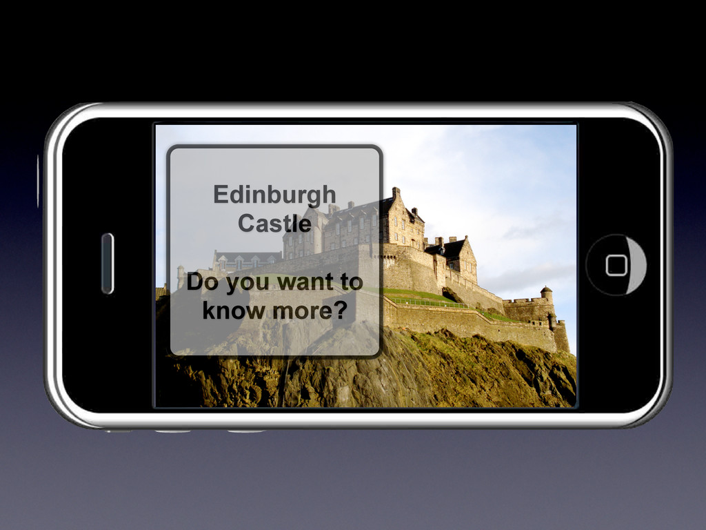 Edinburgh Castle Do you want to know more?