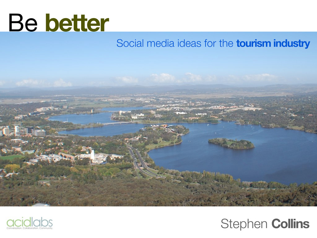 Be better Stephen Collins Social media ideas fo...
