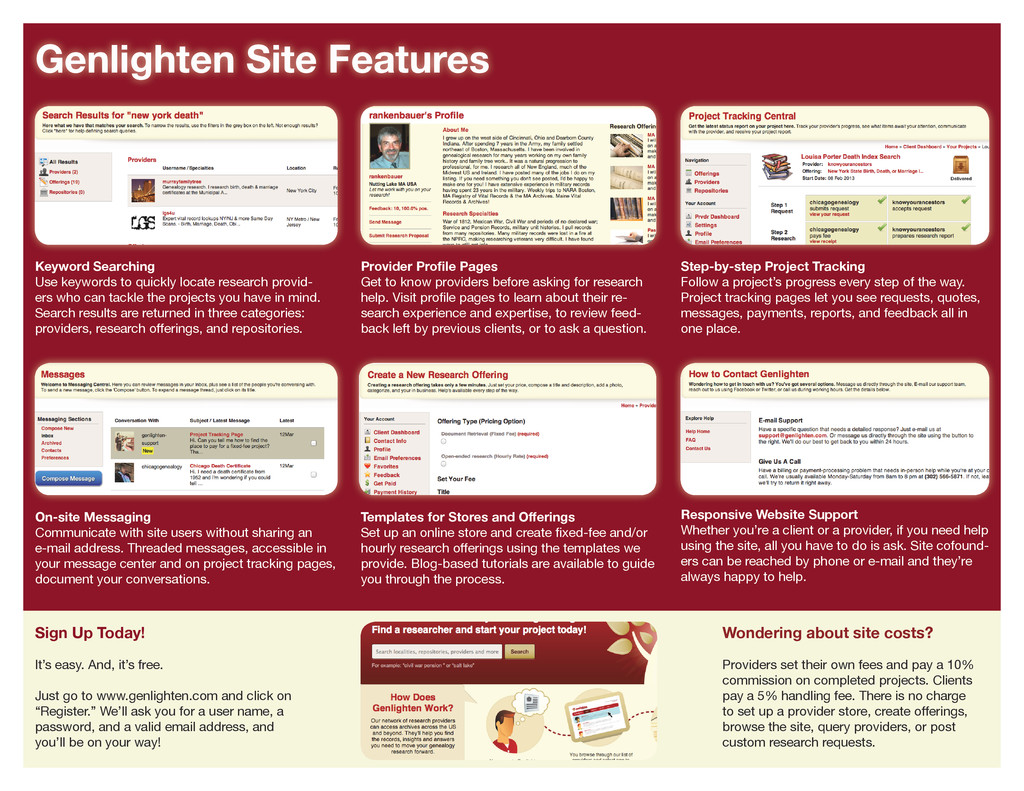 Keyword Searching Use keywords to quickly locat...