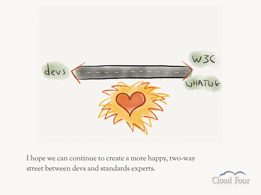 I hope we can continue to create a more happy, ...