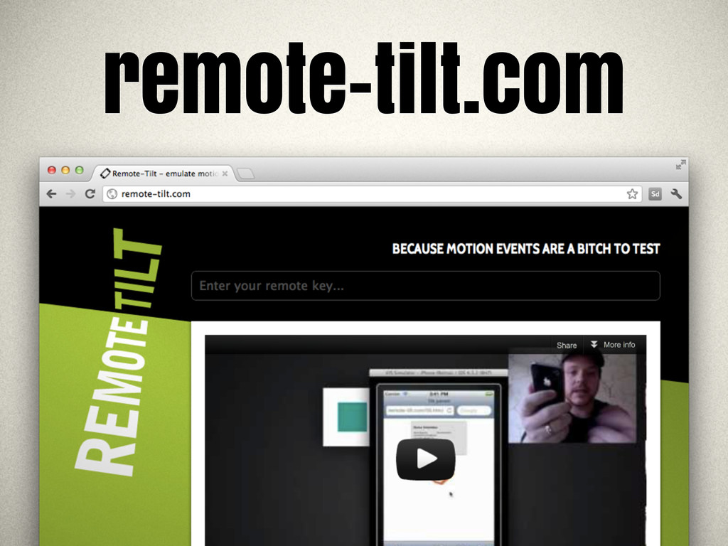 remote-tilt.com