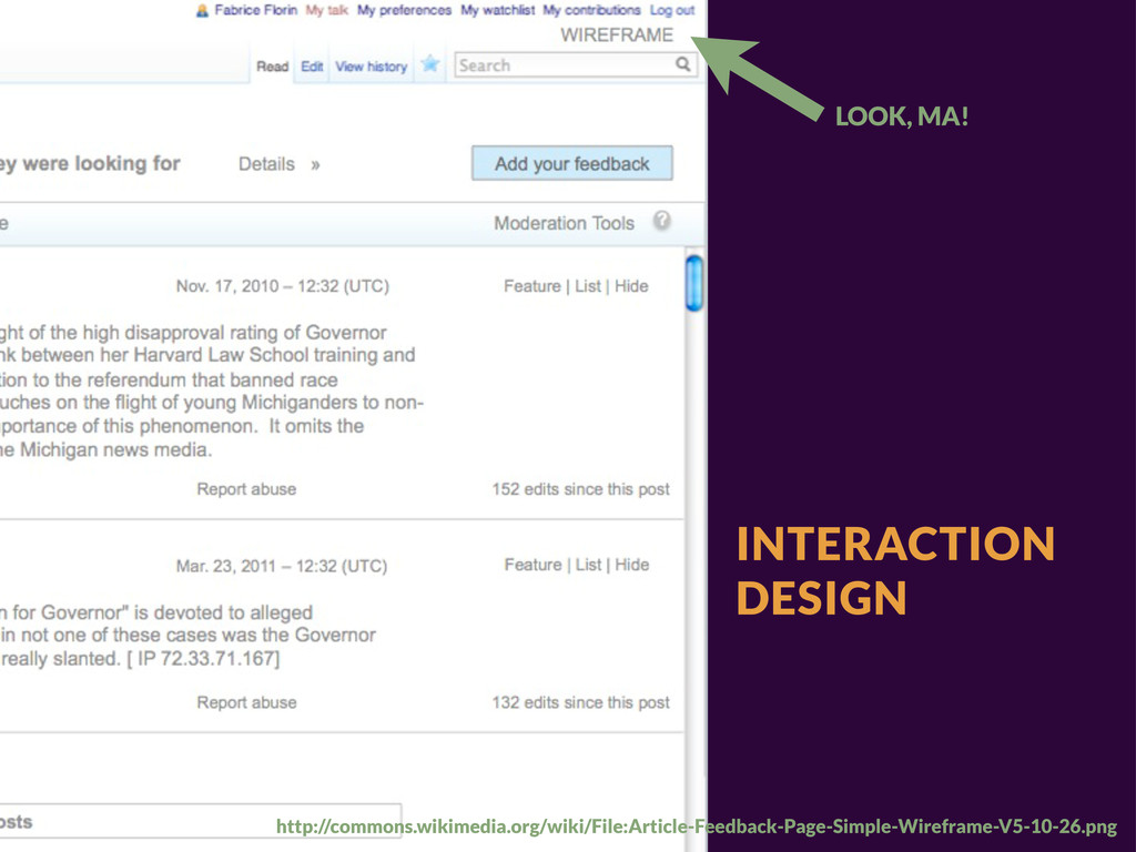 INTERACTION DESIGN http://commons.wikimedia.org...