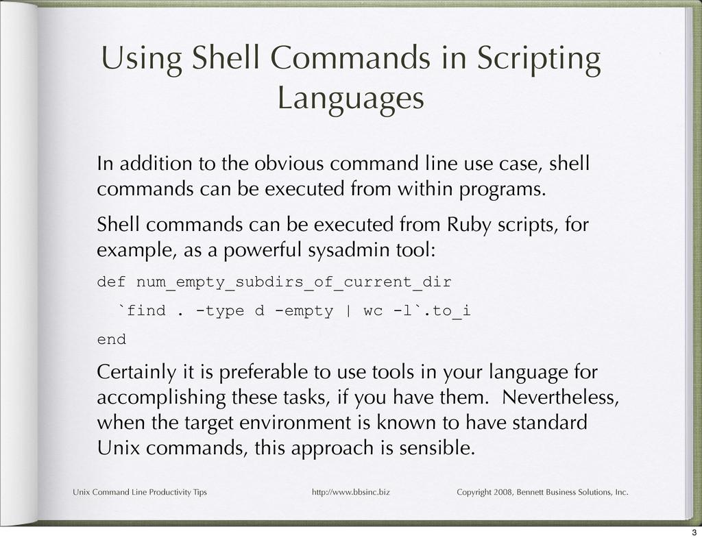 Unix Command Line Productivity Tips http://www....