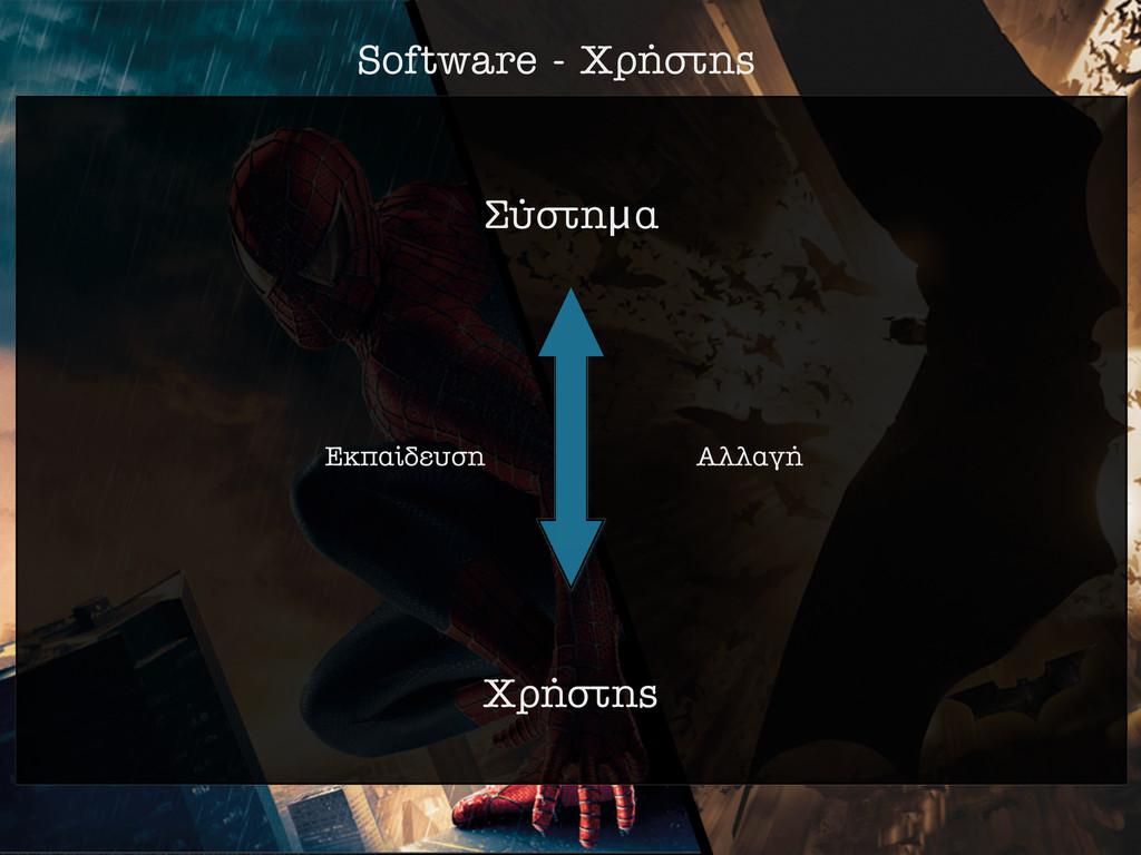 ÃÚ‹ÛÙ˘ ™‡ÛÙËμ· ∂Î·›‰Â˘ÛË ∞ÏÏ·Á‹ Software - ÃÚ...