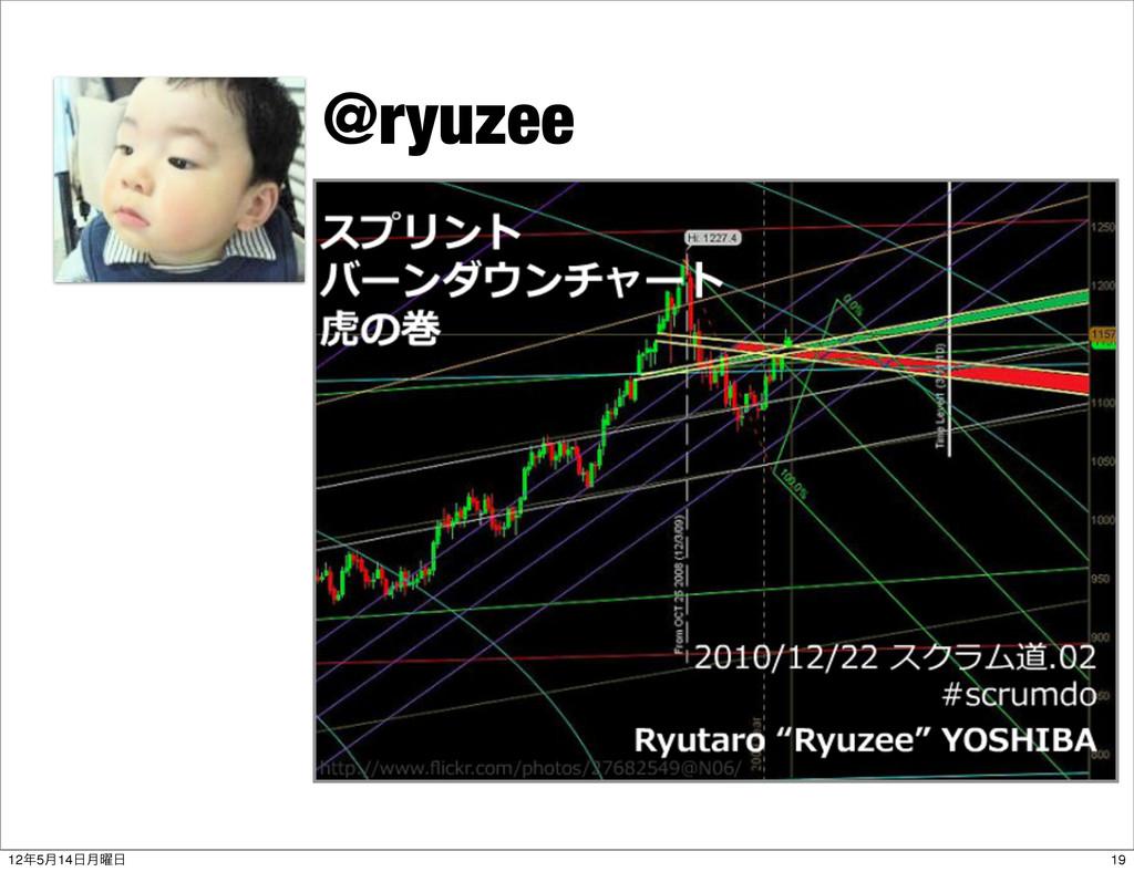 @ryuzee 19 125݄14݄༵