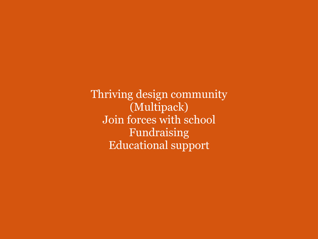 Thriving design community (Multipack) Join fo...
