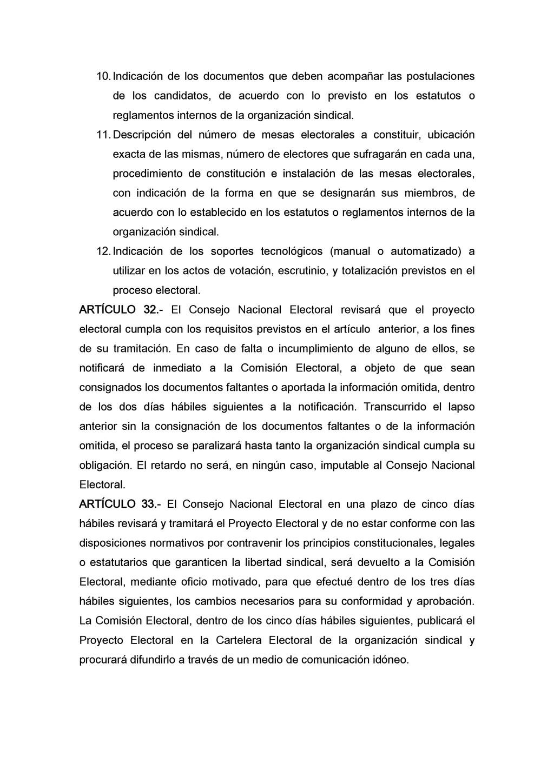 10. Indicación de los documentos que deben acom...