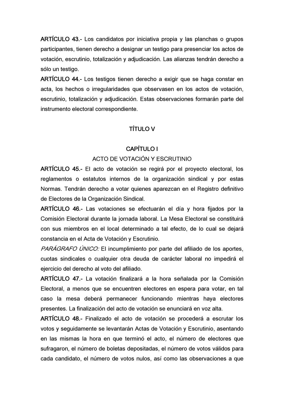 ARTÍCULO 43.- Los candidatos por iniciativa pro...