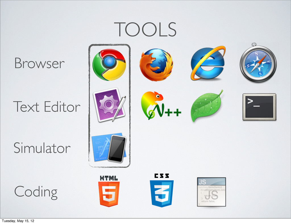 TOOLS Browser Text Editor Simulator Coding Tues...