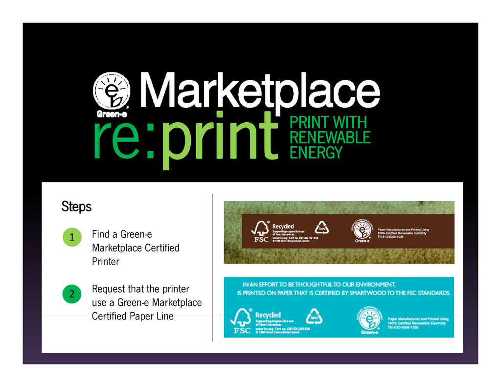 i t PRINT WITH re:print PRINT WITH RENEWABLE EN...