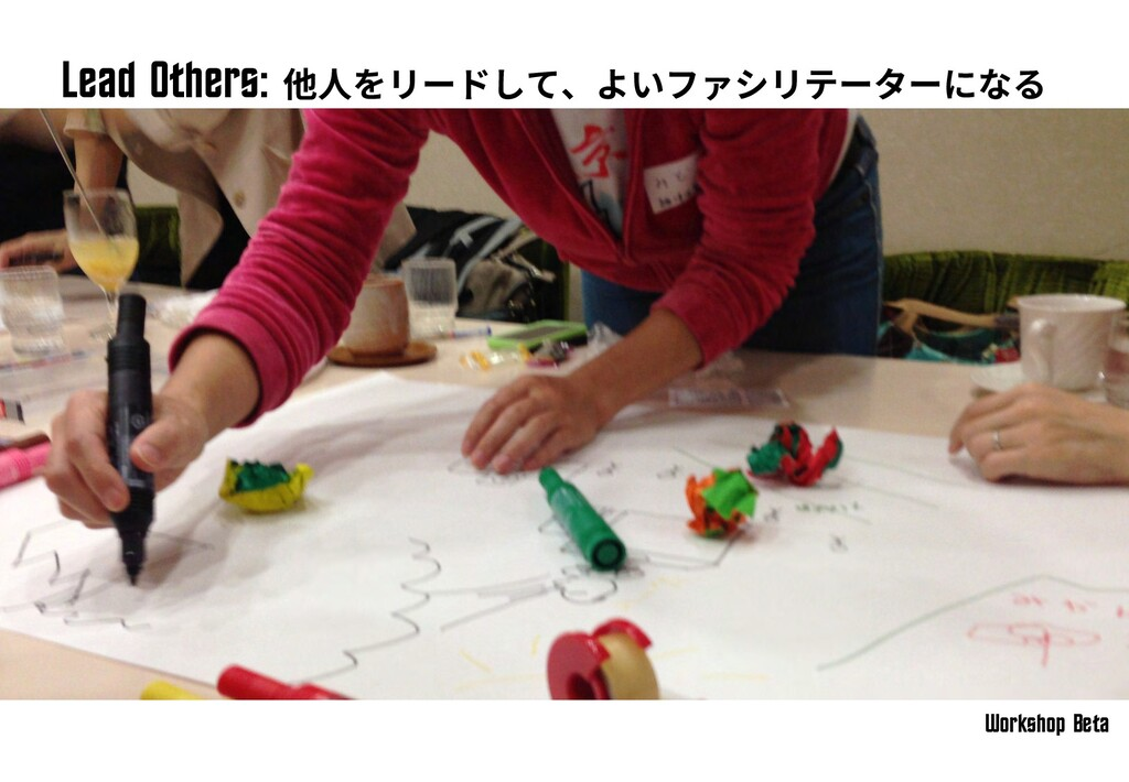 Workshop Bet^ Le^d Others: