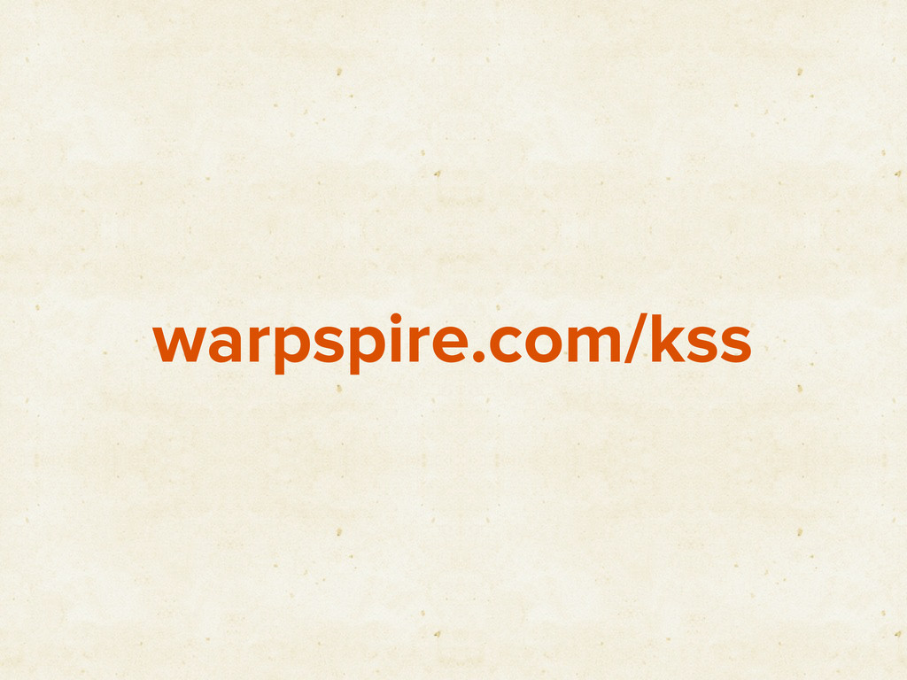 warpspire.com/kss