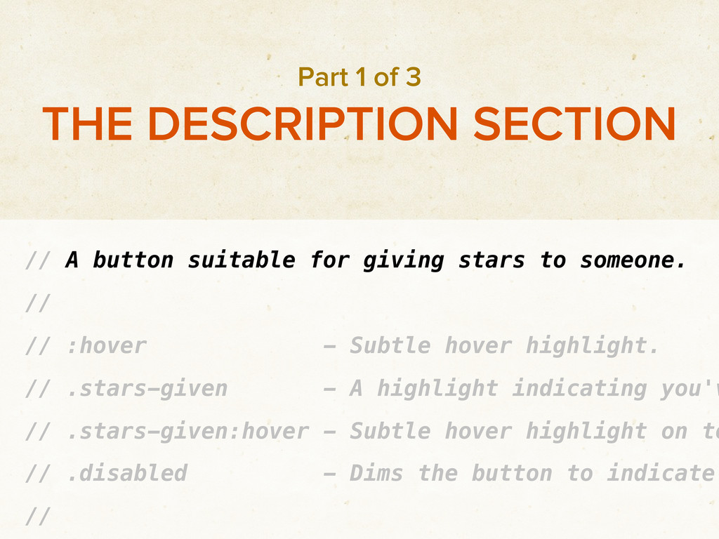 // A button suitable for giving stars to someon...