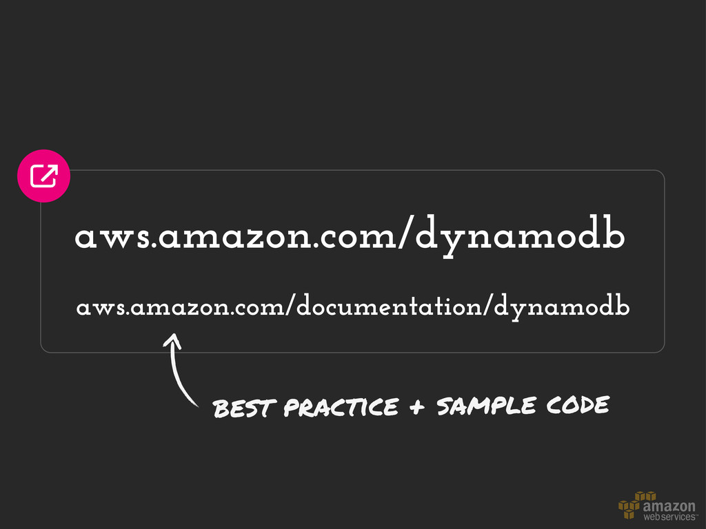 aws.amazon.com/dynamodb aws.amazon.com/document...