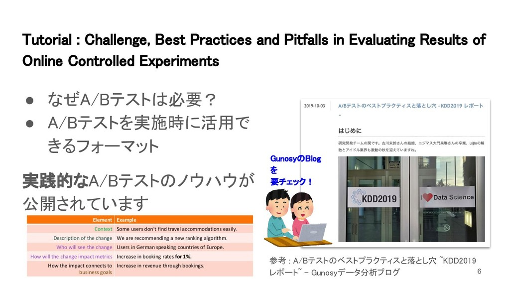 Tutorial : Challenge, Best Practices and Pitfal...