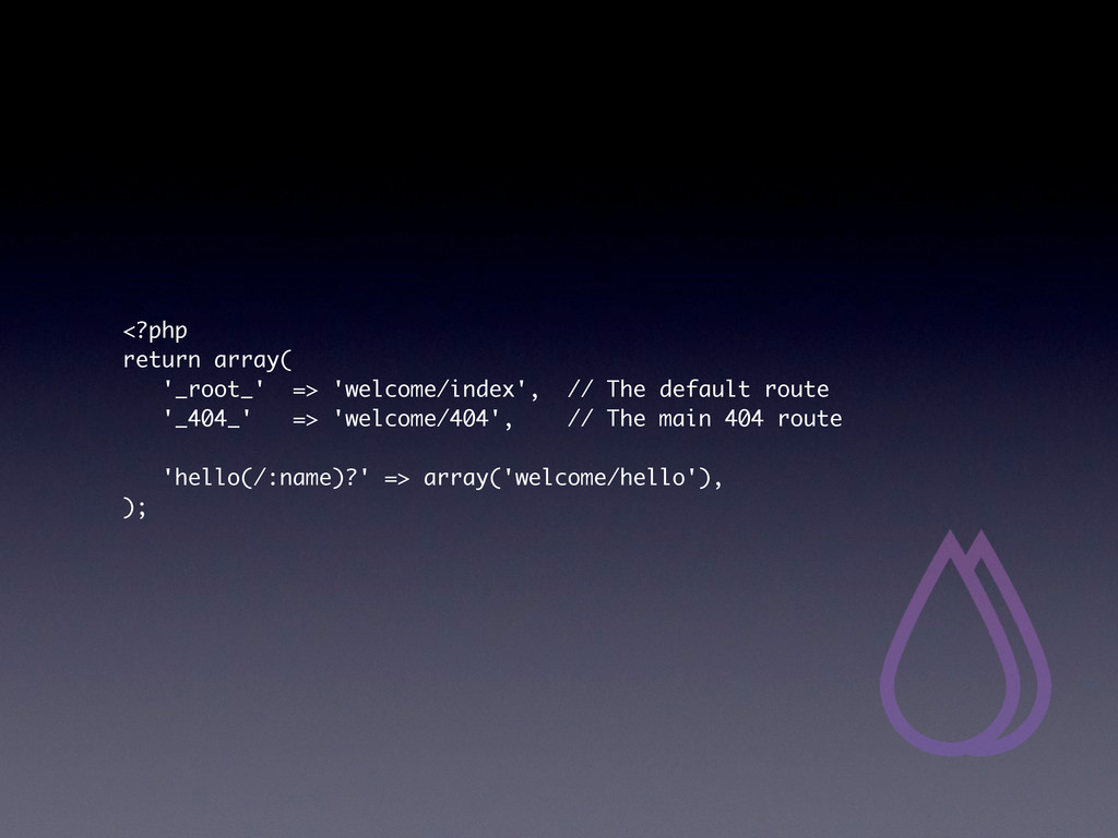 <?php return array( '_root_' => 'welcome/index'...