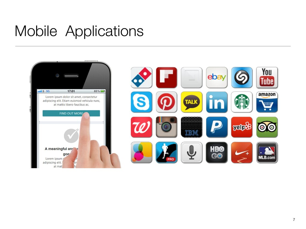 Mobile Applications 7