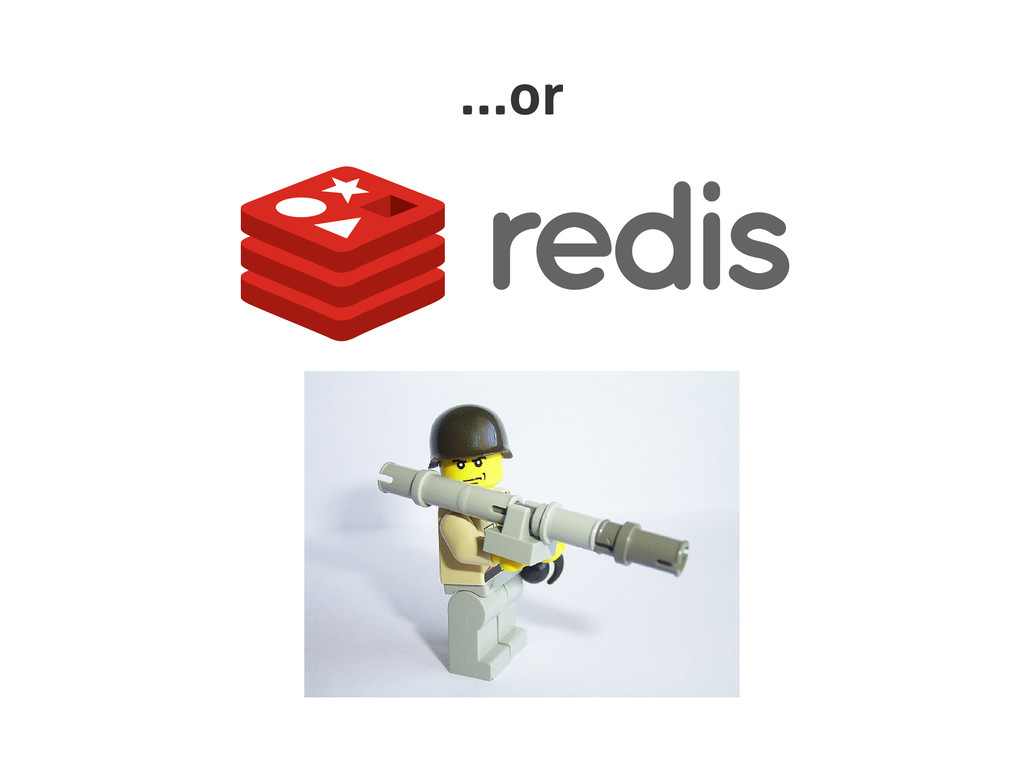 ...or