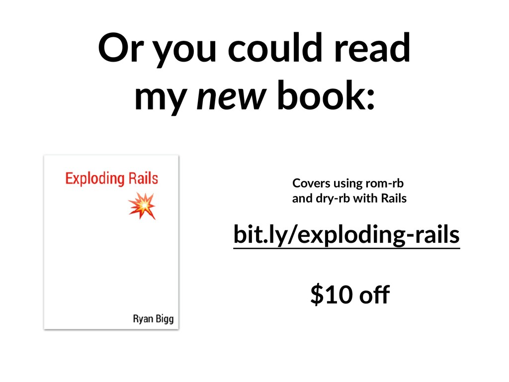 Or you could read my new book: bit.ly/exploding...