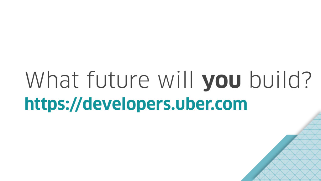 What future will you build? https://developers....