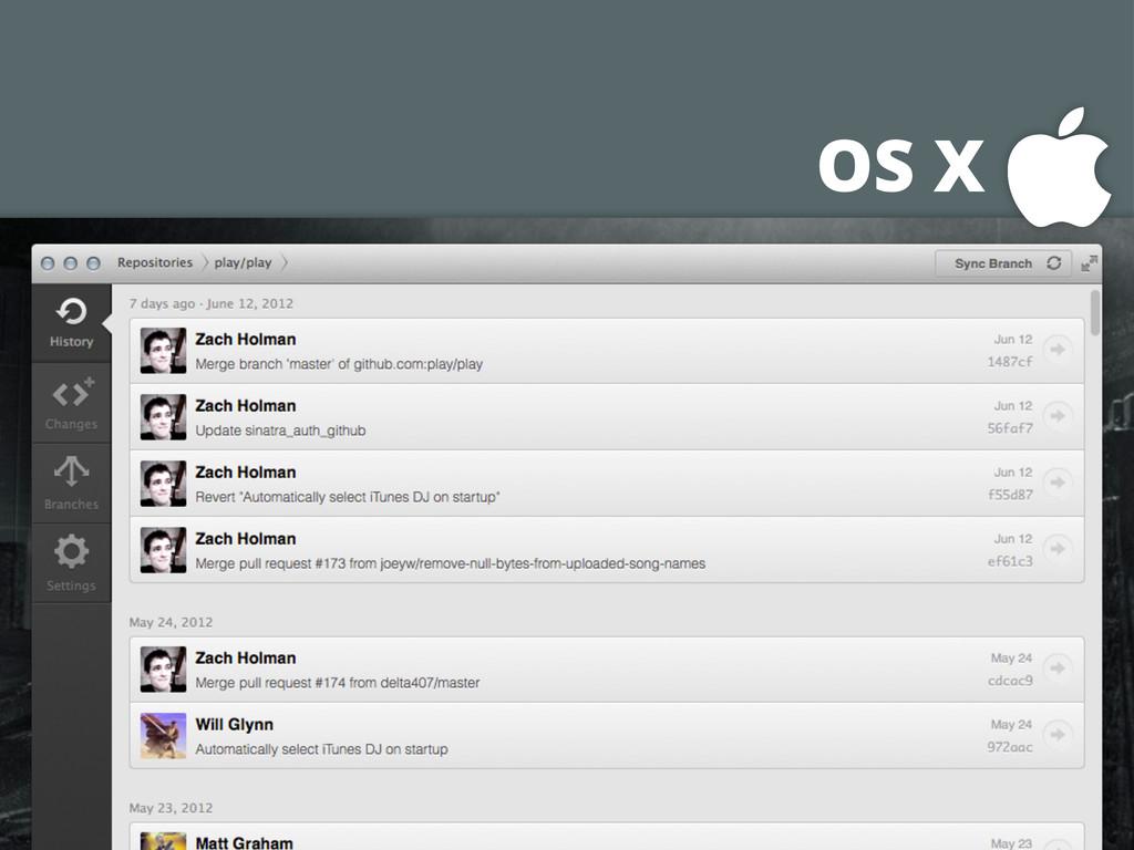 OS X 