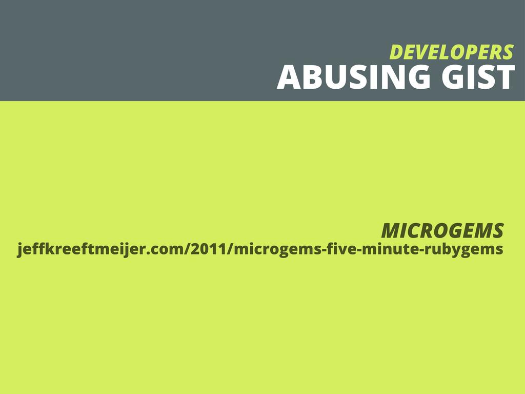 jeffkreeftmeijer.com/2011/microgems-five-minute-r...