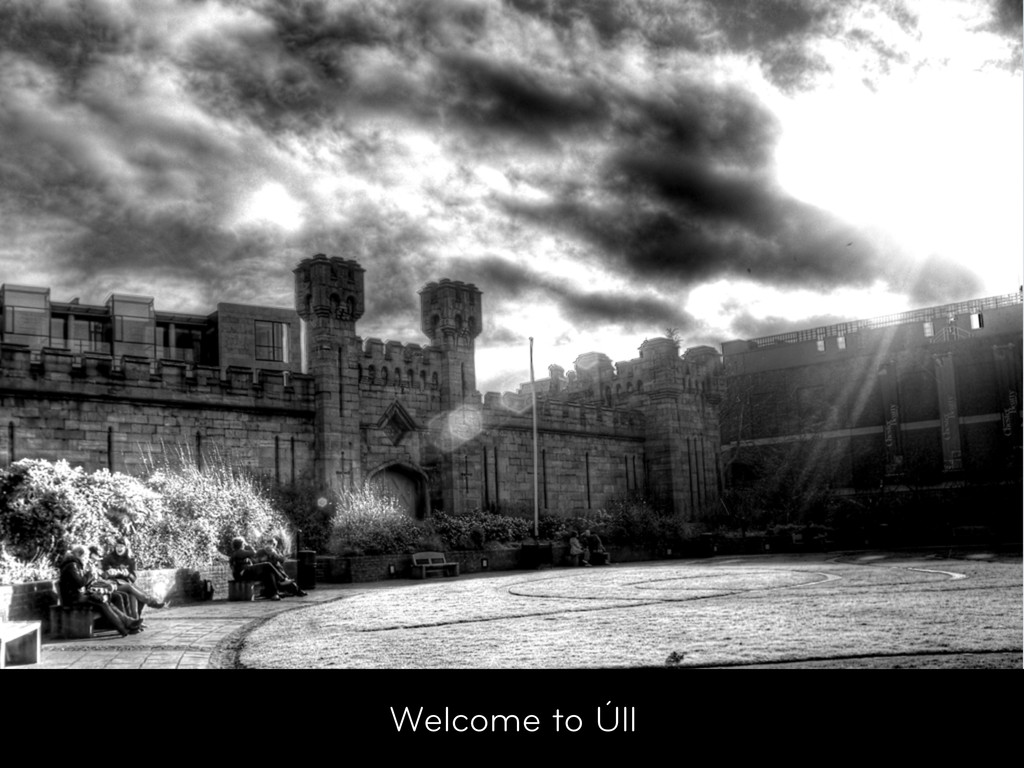 Welcome to Úll