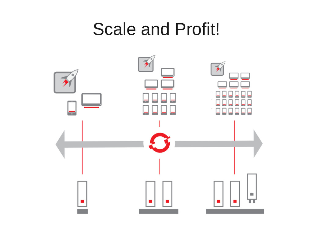 Scale and Profit!
