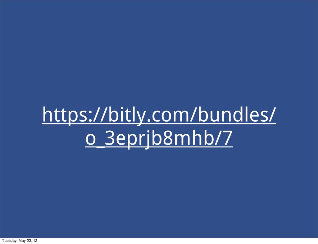 https://bitly.com/bundles/ o_3eprjb8mhb/7 Tuesd...
