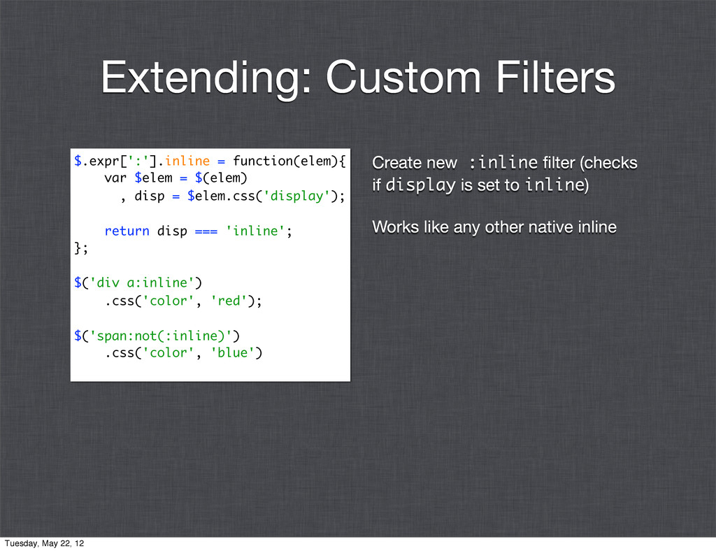 Create new :inline filter (checks if display is ...